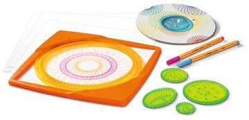 Spiral Designer Midi Classic Loisirs créatifs;Dessin - Image 3 - Ravensburger