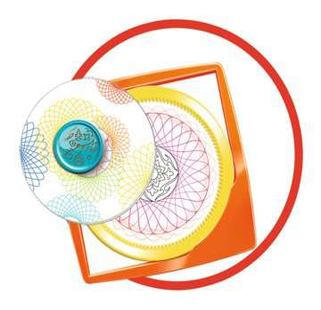 Spiral Designer Midi Classic Loisirs créatifs;Dessin - Image 27 - Ravensburger