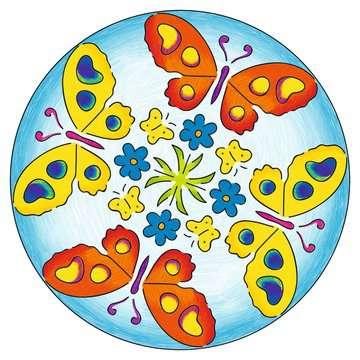 Mandala  - midi - Flowers & butterflies Loisirs créatifs;Dessin - Image 6 - Ravensburger