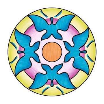 Mandala  - midi - Flowers & butterflies Loisirs créatifs;Dessin - Image 9 - Ravensburger