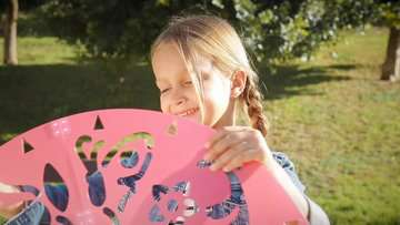 Outdoor Mandala- Designer® Fantasy Horses Hobby;Outdoor - image 6 - Ravensburger