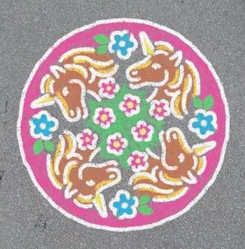 Outdoor Mandala- Designer® Fantasy Horses Hobby;Outdoor - image 9 - Ravensburger
