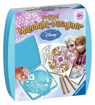 Mini Mandala-Designer Frozen Malen und Basteln;Malsets - Bild 1 - Ravensburger
