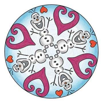 29835 Malsets Mini Mandala-Designer Frozen von Ravensburger 3
