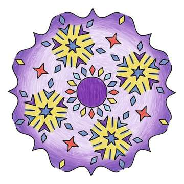 Mini Mandala-Designer Frozen Malen und Basteln;Malsets - Bild 4 - Ravensburger