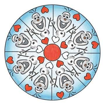 29835 Malsets Mini Mandala-Designer Frozen von Ravensburger 5