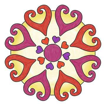 29835 Malsets Mini Mandala-Designer Frozen von Ravensburger 6