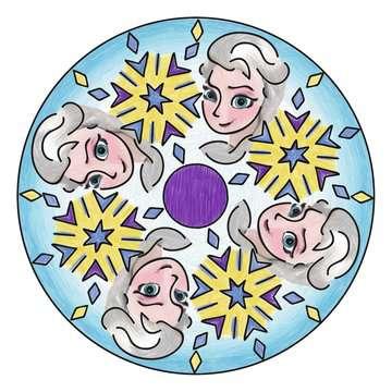 Mini Mandala-Designer Frozen Malen und Basteln;Malsets - Bild 8 - Ravensburger