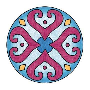 29841 Malsets Mandala-Designer Frozen von Ravensburger 5