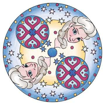 29841 Malsets Mandala-Designer Frozen von Ravensburger 10