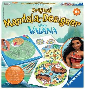 Mandala - midi - Disney Vaiana Loisirs créatifs;Dessin - Image 1 - Ravensburger