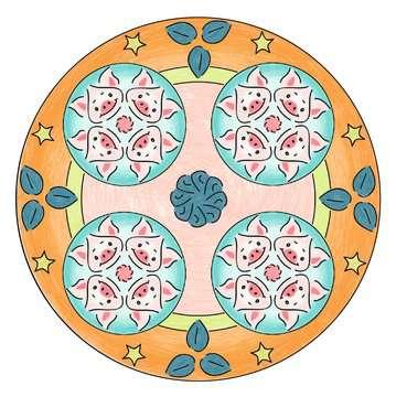 Mandala - midi - Disney Vaiana Loisirs créatifs;Dessin - Image 3 - Ravensburger