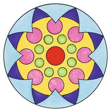 29857 Malsets Mini Mandala-Designer Classic von Ravensburger 5