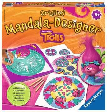 Trollové střední Mandala Kreativita;Mandala Designer - image 1 - Ravensburger