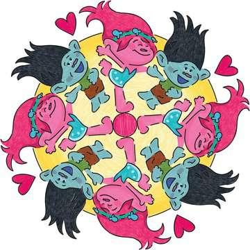 Trollové střední Mandala Kreativita;Mandala Designer - image 6 - Ravensburger