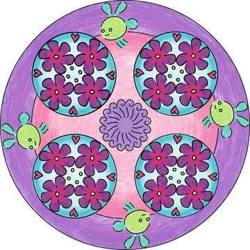 Trollové střední Mandala Kreativita;Mandala Designer - image 11 - Ravensburger