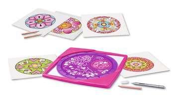 Mandala - Romantic Loisirs créatifs;Mandala-Designer® - Image 2 - Ravensburger