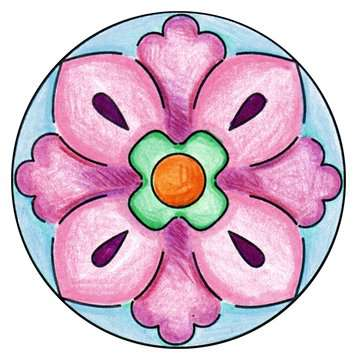 Mandala - Romantic Loisirs créatifs;Mandala-Designer® - Image 7 - Ravensburger