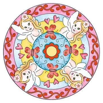 Mandala - Romantic Loisirs créatifs;Mandala-Designer® - Image 8 - Ravensburger