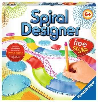 Spiral Designer Freestyle Hobby;Creatief - image 1 - Ravensburger