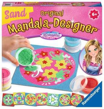 Mandala Designer Sand romantic Creatività;Mandala-Designer® - immagine 1 - Ravensburger