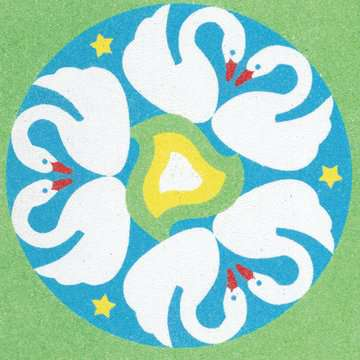 Mandala Designer Sand romantic Creatività;Mandala-Designer® - immagine 3 - Ravensburger