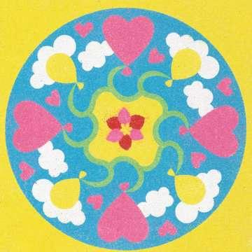 Mandala Designer Sand romantic Creatività;Mandala-Designer® - immagine 4 - Ravensburger