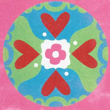 Mandala Designer Sand romantic Creatività;Mandala-Designer® - immagine 7 - Ravensburger