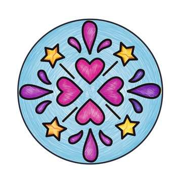 Junior Mandala-Designer® Princess Arts & Crafts;Mandala-Designer® - image 6 - Ravensburger