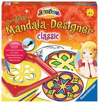 Junior Mandala-Designer® Classic Arts & Crafts;Mandala-Designer® - image 1 - Ravensburger