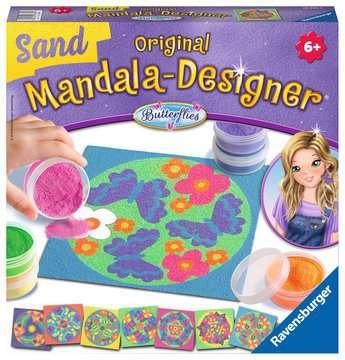 Mandala Designer Sand Butterflies Hobby;Mandala-Designer® - image 1 - Ravensburger