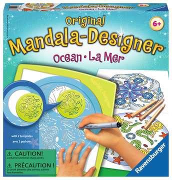Mandala-Designer® Ocean Arts & Crafts;Mandala-Designer® - image 1 - Ravensburger
