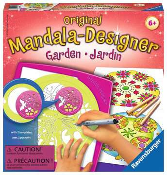 Mandala-Designer® Garden Arts & Crafts;Mandala-Designer® - image 1 - Ravensburger