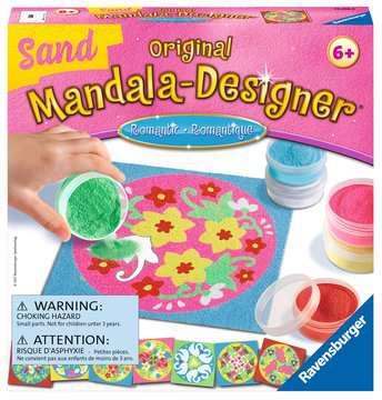 Romantic Sand Mandala - Designer Arts & Crafts;Mandala-Designer® - image 1 - Ravensburger