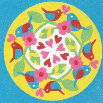Romantic Sand Mandala - Designer Arts & Crafts;Mandala-Designer® - image 2 - Ravensburger