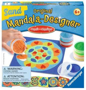 Classic Sand Mandala - Designer Arts & Crafts;Mandala-Designer® - image 1 - Ravensburger