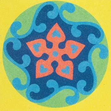 Classic Sand Mandala - Designer Arts & Crafts;Mandala-Designer® - image 3 - Ravensburger