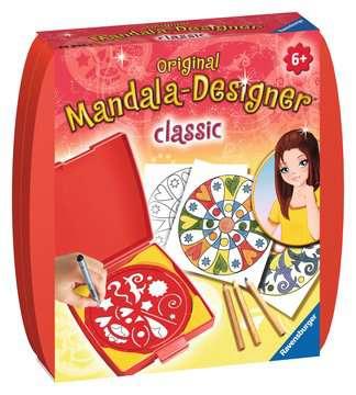 Mini Mandala-Designer® Classic Arts & Crafts;Mandala-Designer® - image 1 - Ravensburger