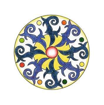Mini Mandala-Designer® Classic Arts & Crafts;Mandala-Designer® - image 3 - Ravensburger