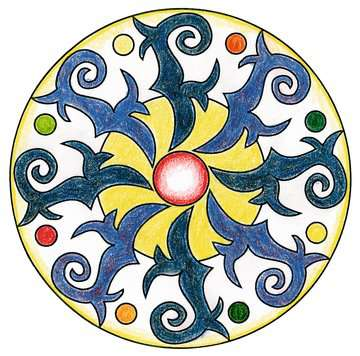 Classic Mini Mandala-Designer Arts & Crafts;Mandala-Designer® - image 4 - Ravensburger