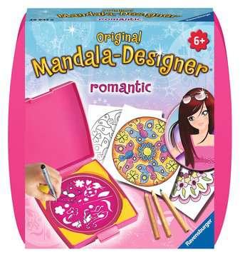 Mini Mandala-Designer Romantic Malen und Basteln;Malsets - Bild 1 - Ravensburger