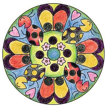 Mini Mandala-Designer® Romantic Arts & Crafts;Mandala-Designer® - image 7 - Ravensburger