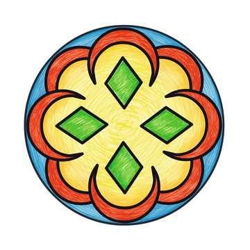 Junior Mandala-Designer® Classic Arts & Crafts;Mandala-Designer® - image 3 - Ravensburger