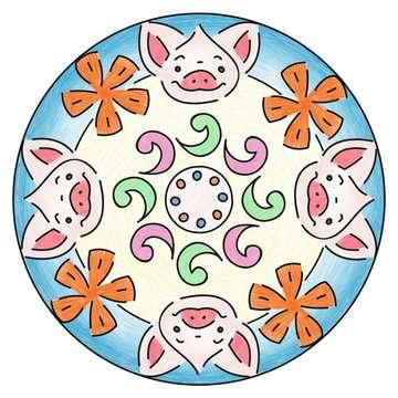 Mandala - mini - Vaiana Loisirs créatifs;Dessin - Image 4 - Ravensburger