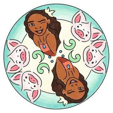 Mandala - mini - Disney Vaiana Loisirs créatifs;Dessin - Image 7 - Ravensburger