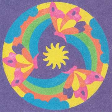 Butterflies Sand Mandala - Designer Arts & Crafts;Mandala-Designer® - image 8 - Ravensburger