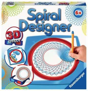 Spiral Designer 3D effect Hobby;Creatief - image 1 - Ravensburger