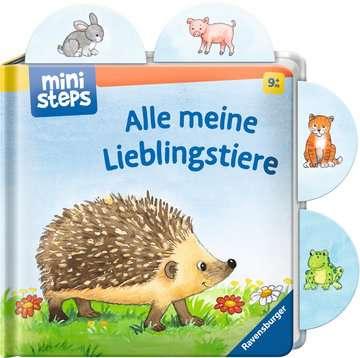 30030 Babybücher und Pappbilderbücher Alle meine Lieblingstiere von Ravensburger 2