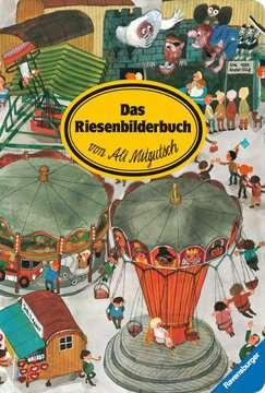 30600 Babybücher und Pappbilderbücher Das Riesenbilderbuch von Ali Mitgutsch von Ravensburger 1