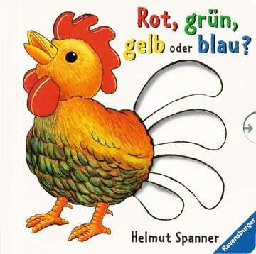 Rot, grün, gelb oder blau? Kinderbücher;Babybücher und Pappbilderbücher - Bild 1 - Ravensburger